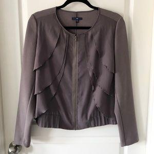 Taupe Coloured Blazer / Jacket